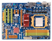 TA785 A2+ AMD 785G gaming motherboard