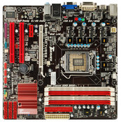 TH55B HD Intel H55 gaming motherboard