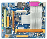 Viotech 3100+ VIA CN896 gaming motherboard