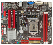 H55 HD Intel H55 gaming motherboard