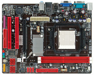 N68S+ NVIDIA MCP68S gaming motherboard