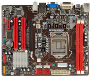 H67MH Intel H67 gaming motherboard