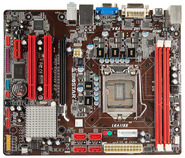 H61MH Intel H61 gaming motherboard