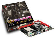 A780L3B AMD 760G gaming motherboard