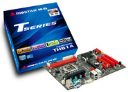 TH61A Intel H61 gaming motherboard