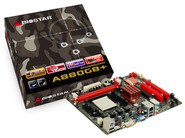 A880GB+ AMD 880G gaming motherboard