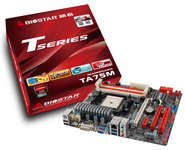 TA75M AMD Socket FM1 gaming motherboard