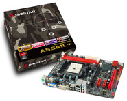 A55ML+ AMD Socket FM1 gaming motherboard
