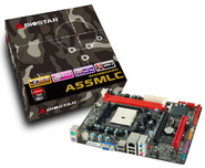 A55MLC AMD A55 gaming motherboard