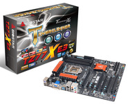 TZ77XE3 Intel Z77 gaming motherboard