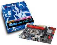 H61MLV Intel H61 gaming motherboard