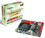A960G+ AMD 760G gaming motherboard