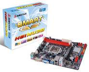 H61MU3B Intel H61 gaming motherboard
