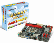 H61MGC Intel H61 gaming motherboard