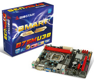 B75MU3B Intel B75 gaming motherboard