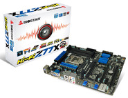 Hi-Fi Z77X Intel Z77 gaming motherboard