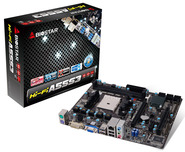 Hi-Fi A55S3 AMD A55 gaming motherboard