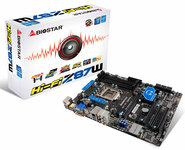 Hi-Fi Z87W Intel Z87 gaming motherboard