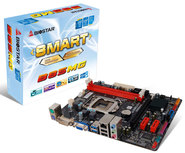 B85MG INTEL Socket 1150 gaming motherboard