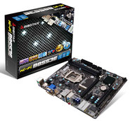 Hi-Fi B85S3E Intel B85 gaming motherboard