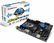 Hi-Fi H87S 3D Intel H87 gaming motherboard