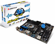 Hi-Fi B85S 3D Intel B85 gaming motherboard