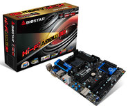 Hi-Fi A88W 3D AMD A88X gaming motherboard