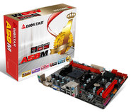 A58M AMD A55 gaming motherboard