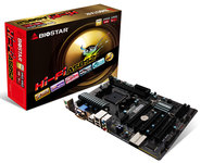 Hi-Fi A58S2 AMD A55 gaming motherboard