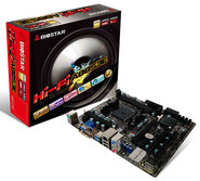 Hi-Fi A88S3E AMD A88X gaming motherboard