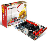 A58MDP AMD A55 gaming motherboard