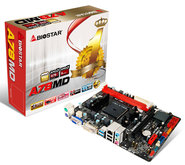A78MD AMD A78 gaming motherboard