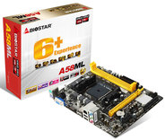 A58ML AMD A58 gaming motherboard
