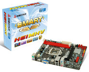 H61MHV Intel H61 gaming motherboard