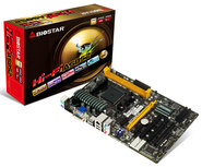 Hi-Fi A58S2 AMD A58 gaming motherboard