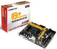 A58M AMD A58 gaming motherboard