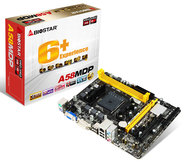 A58MDP AMD A58 gaming motherboard