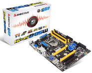Hi-Fi B85W Intel B85 gaming motherboard