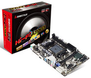 Hi-Fi A70U3 AMD A70M gaming motherboard
