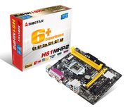 H81MHP2 Intel H81 gaming motherboard
