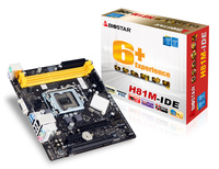 H81M-IDE Intel H81 gaming motherboard