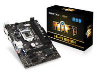 Hi-Fi B85S1 INTEL Socket 1150 gaming motherboard