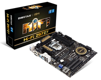 Hi-Fi Z97Z7 Intel Z97 gaming motherboard
