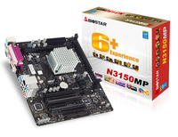 N3150MP Braswell-D gaming motherboard