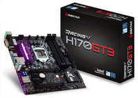 H170GT3 Intel H170 gaming motherboard