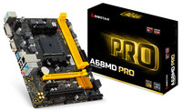 A68MD PRO AMD A70M gaming motherboard