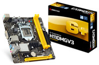 H110MGV3 Intel H110 gaming motherboard