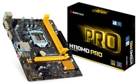 H110MD PRO Intel H110 gaming motherboard