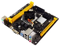 A68N-5600 AMD CPU onboard gaming motherboard