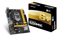 B250MDC gaming motherboard
